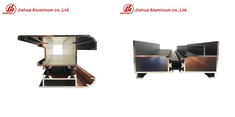 Perfiles de aluminio para ventanas