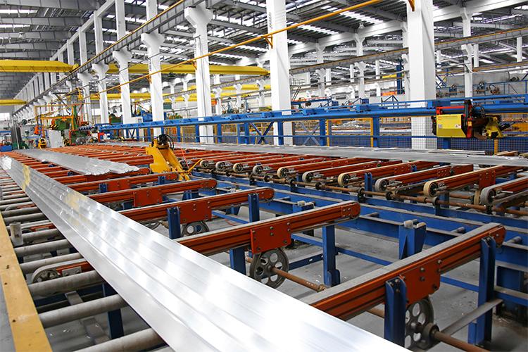 Perfiles de extrusión de aluminio para extrusión